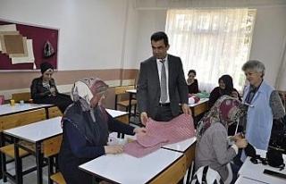 Safranbolu'da Halk Eğitim kurslarına yoğun talep