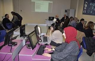 """Safranbolu'da öğretmenlere """"AB Proje Eğitimi""""..."""