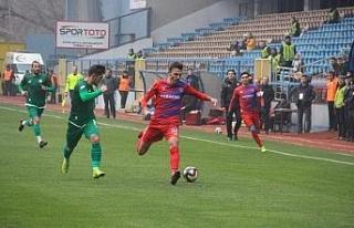 TFF 2. Lig: Kardemir Karabükspor: 0 - Sivas Belediyespor:...
