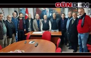 Trabzonlular görev dağılımını yaptı...