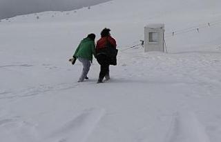 Türkiye'nin 53. kayak merkezi Karabük'te hizmete...