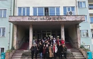 Üniversite öğrencileri 2020'nin ilk ziyaretini...