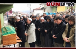 Vali Bektaş şehit babasının cenaze törenine katıldı