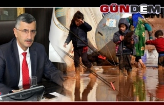 Valilikten İdlib'e yardım kampanyası başlatıldı