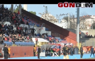 Zonguldakspor atkıları deprem bölgesi Elazığ'a...