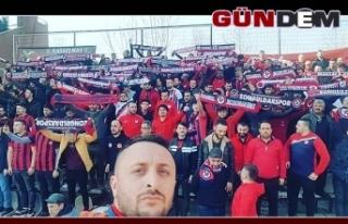 10 bin taraftar Zonguldakspor'a destek verecek
