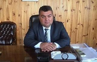 AK Parti Yenice ilçe Başkanlığı'na Yirmibeş...
