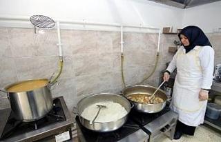 Aşçılık kursundan sofralara