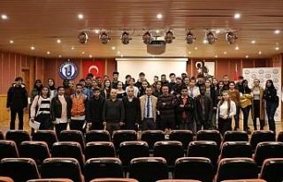 Bartın Üniversitesi'nde uluslararası öğrenciler...