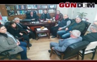 ''ÇATES ÜRETİME ACİLEN BAŞLAMALI''