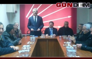 CHP' de Oral, adaylığını açıkladı