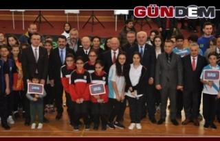 """Çorumluoğlu: """"Spor bir yarışmadır"""""""