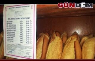 Ekmek fiyatları yüzde 20 zamlandı!