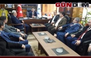 Erbakan, GMİS'i ziyaret etti