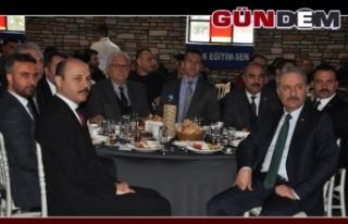 Genel Başkan Ereğli'ye geldi