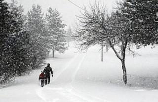 Karabük'te iki ilçede daha okullar tatil edildi