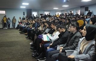 Öğrenci bilgilendirme toplantısı