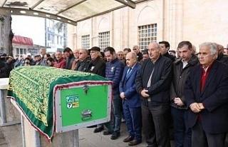 Ölü bulunan işadamı Fethi Gürsoy toprağa verildi
