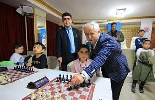 "Safranbolu TSO'da ""Satranç Turnuvası"""