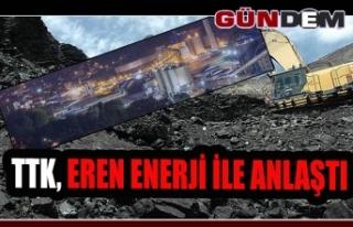 TTK, Eren Enerji ile anlaştı