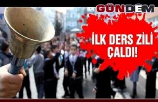 YARIYIL TATİLİ SONA ERDİ...