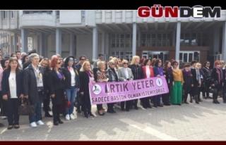 8 Mart Dünya Kadınlar Günü Zonguldak'ta Çoşkuyla...