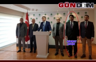 AK Parti İlçe Başkanı, Gelecek Partisi'nin...
