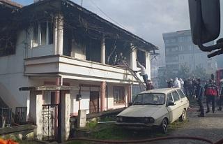 Akçakoca'da patlama: 1 kişi hayatını kaybetti...