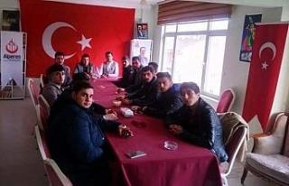 Başkan Kaya'dan Muhsin Yazıcıoğlu için anma...