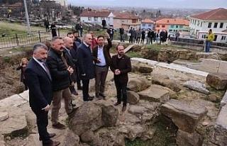 Batı Karadeniz'in Efes'inde çalışmalar sürüyor