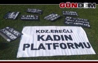 """CİNSEL SUÇLARA AF ISRARI KABUL EDİLEMEZ!"""