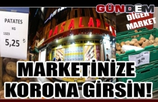 MARKETİNİZE KORONA GİRSİN!