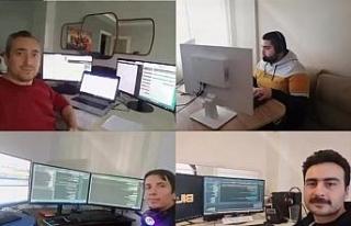 Bilsoft Yazılım çalışmalarını evden sürdürüyor