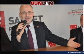 ZONGULDAK VALİSİNE SAHİP ÇIKTI...
