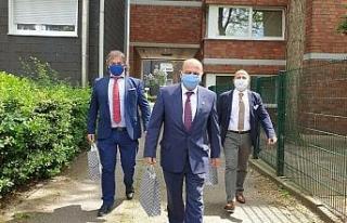 ATGB'den maske desteği devam ediyor