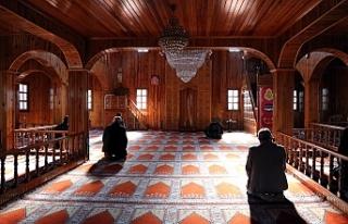 Zonguldak'ta Cuma namazı kılınacak yerler...