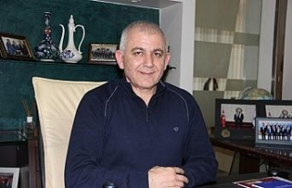 """DTSO Başkanı Şahin """"Korona virüs sonrası..."""