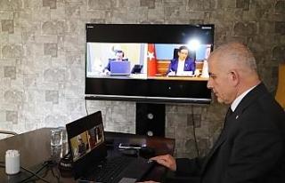 DTSO Başkanı Şahin, mücbir sebep kapsanın genişletilmesini...