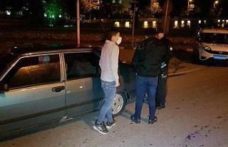 Karabük'te sokağa çıkma kısıtlaması başladı,...