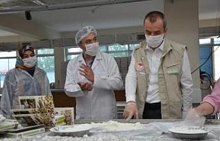 Ramazan Bayramı öncesi gıda denetimi yapıldı