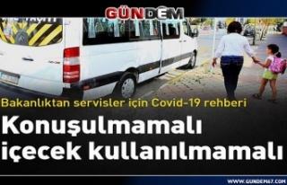 Sağlık Bakanlığından servisler için Covid-19...