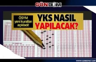 Son dakika: YKS ve askeri öğrenci sınavında adaylara...