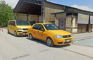 Taksicilerden sağlıkçılara vefa örneği