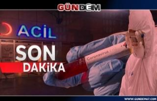 VAKA SAYISI GÜMELİ'DE 5'E, TOPLAMDA 66'A...