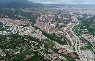 25 yılda 13 haneli mahalleden modern şehre