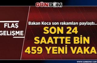 Dikkat çeken artış! Türkiye'de koronavirüsten...