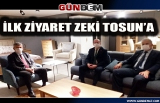 İl Milli Eğitim Müdürü Ali Tosun göreve başladı