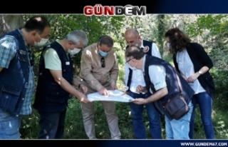 Zonguldak Sel kontrolü inşası kararlaştı