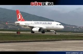 Zonguldak uçuşları başlayacak