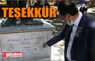 CHP'Lİ VEKİL EMİRTAŞ'TAN BAŞKAN POSBIYIK'A...